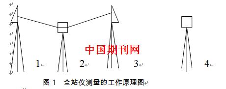如果不居中,则需按照上述步骤对全站仪进行再次校验.