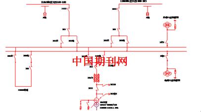 原设计接线较为简单,因此在系统固定运行方式下备自投装置