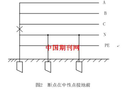 电缆断线探测仪电路图