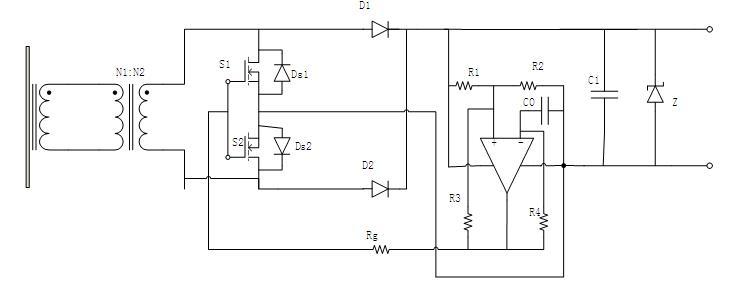 电路 电路图 电子 原理图 734_286