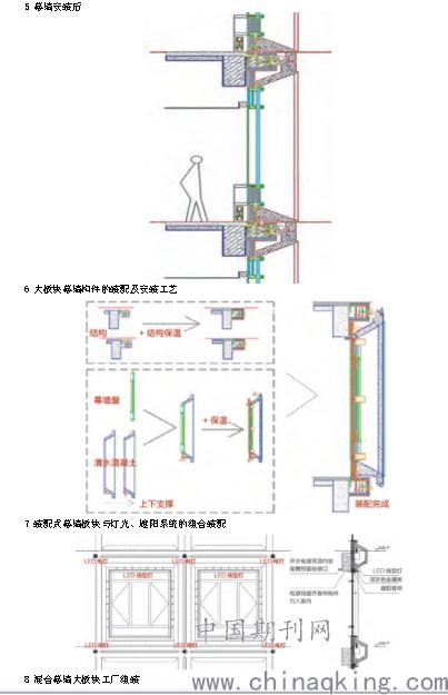 装配式幕墙工程施工组织设计
