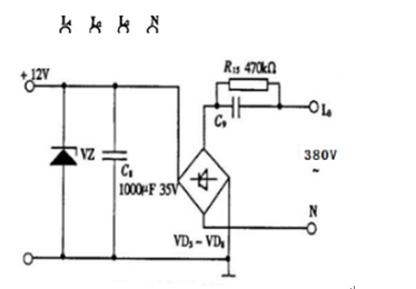 555 集成双稳态电路提供