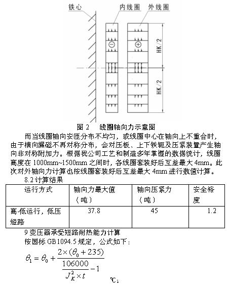 jk=ki×j,  ki:短路电流倍数,  j:电流密度a/mm2