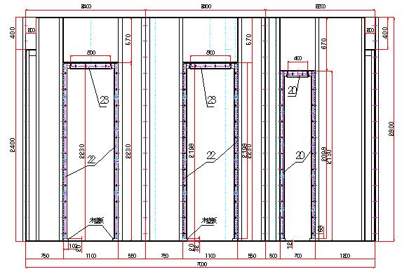 高层住宅钢模板施工技术