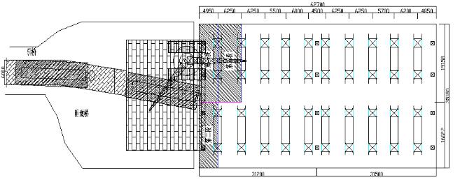 车站广场高架桥钢箱梁安装施工方案比选