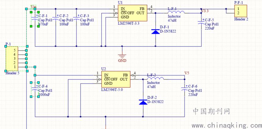 下图为电池组充电电路,xl4016和ina282起到对