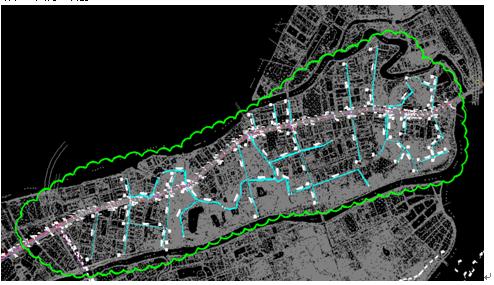 东莞市万江街道大汾围截污次支管网工程实施方案的探讨