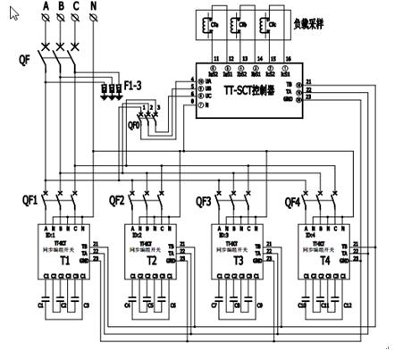 配电变压器三相负荷自动调平技术方案探究