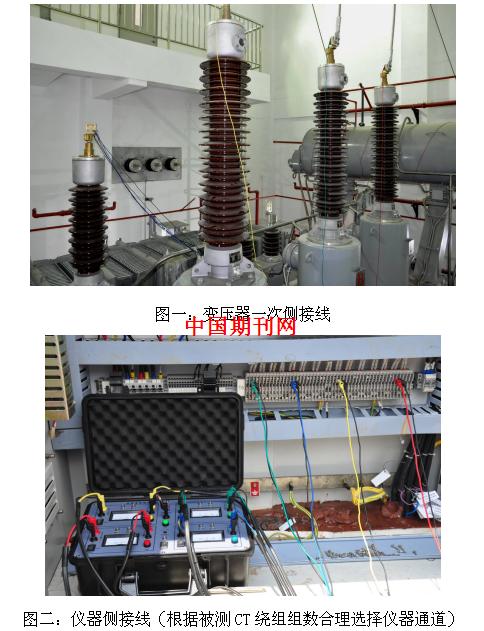 通过微安表量程及设计线圈放电回路,解决传统试验方法灵敏度及安全性