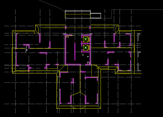 探讨带梁式转换层建筑结构设计图片