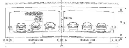 广州市大沙东路四期软件交叉口仿真形式简述-节点设计里设计机械图片