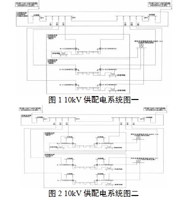单母线分段运行方式