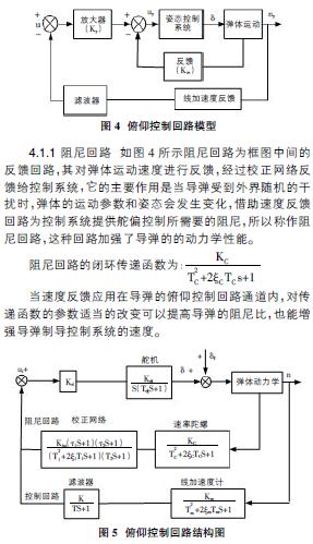 基于捷联制导技术的导弹控制系统设计与仿真