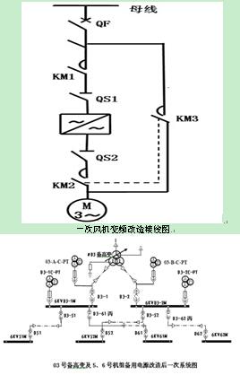 6kv双速电机接线图