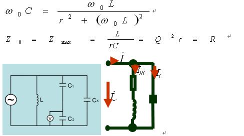f0是rlc串联谐振电路的固有