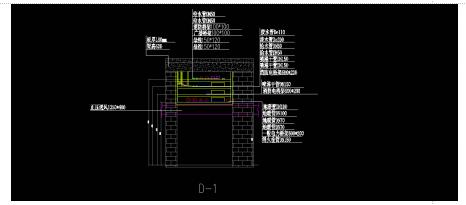 狭窄走道转换层管道综合支架设计与施工