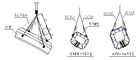 倒链的结构图