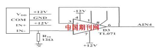 晶振x1,电容c1以及电容c2组成单片机stm8s105的时钟电路,接入单片机