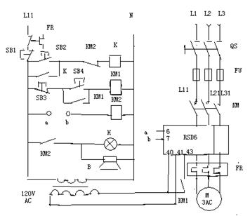 (一)电动机定子绕组串电阻降压启动:指电动