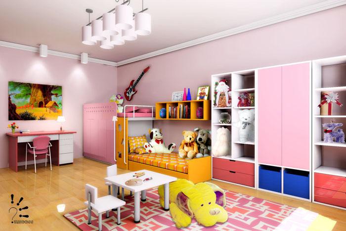 儿童房设计大赛作品欣赏