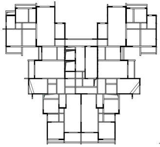 高层住宅剪力墙结构设计分析