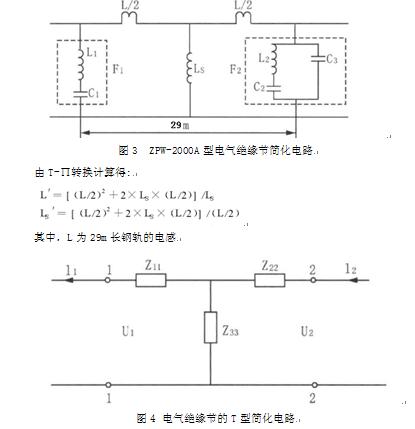zpw-2000a型移频轨道电路电气绝缘节微型化研究