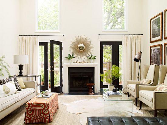 复古轻奢豪宅 欧式风格也能演绎得如此清新明丽